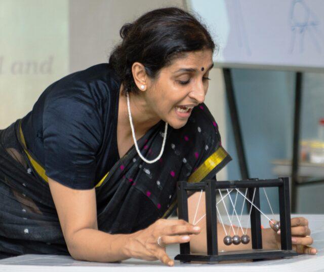 Dr. Megha Saleel Bhatt